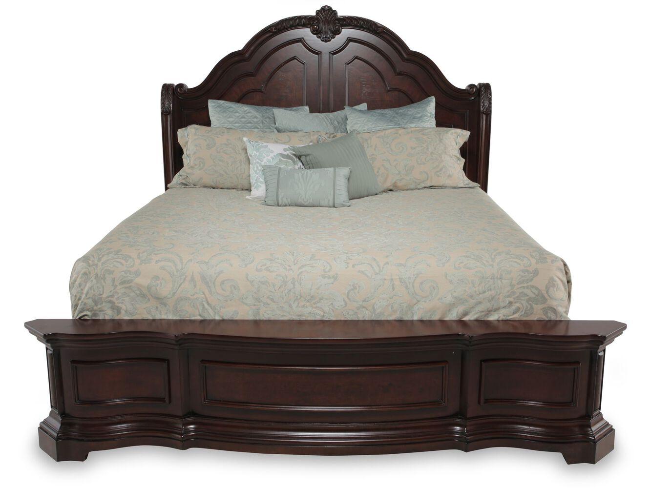Samuel Lawrence Edington Platform Bed | Mathis Brothers Furniture