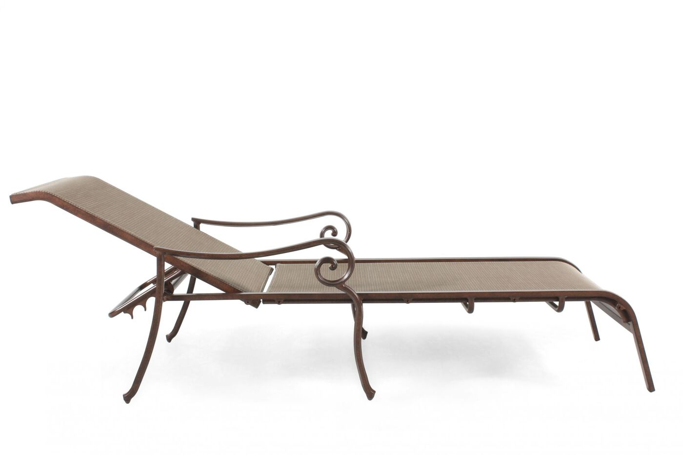 100 agio patio furniture chaise lounge toscana outdoor for Agio heritage chaise lounge