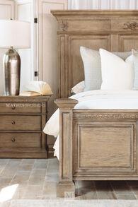 Aspen Belle Maison Aged Oak Bedside Chest