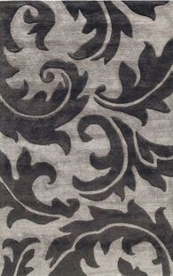 Lb Rugs|Taq-111 (ja)|Hand Tufted Wool/viscose 8' X 11'|Rugs