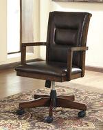 Ashley Devrik Brown Home Office Desk Chair