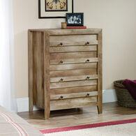 MB Home Brookshire Barn Craftsman Oak 4-Drawer Chest