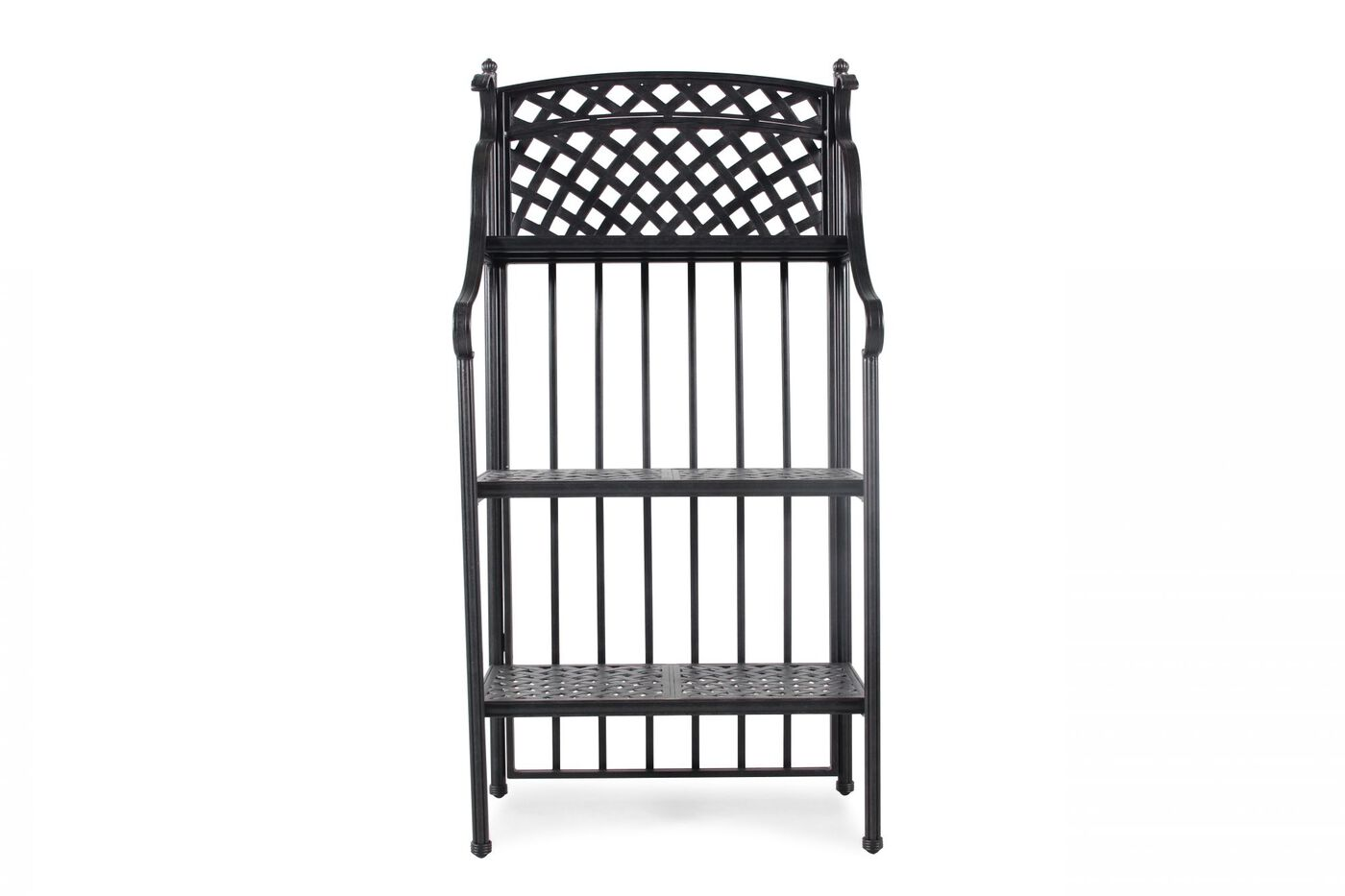 Mathis Brothers Patio Furniture world source castle rock patio baker's rack | mathis brothers