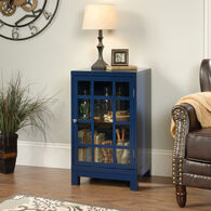 MB Home Central Avenue Indigo Blue Display Cabinet