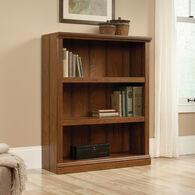 MB Home Genesis Washington Cherry 3-Shelf Bookcase
