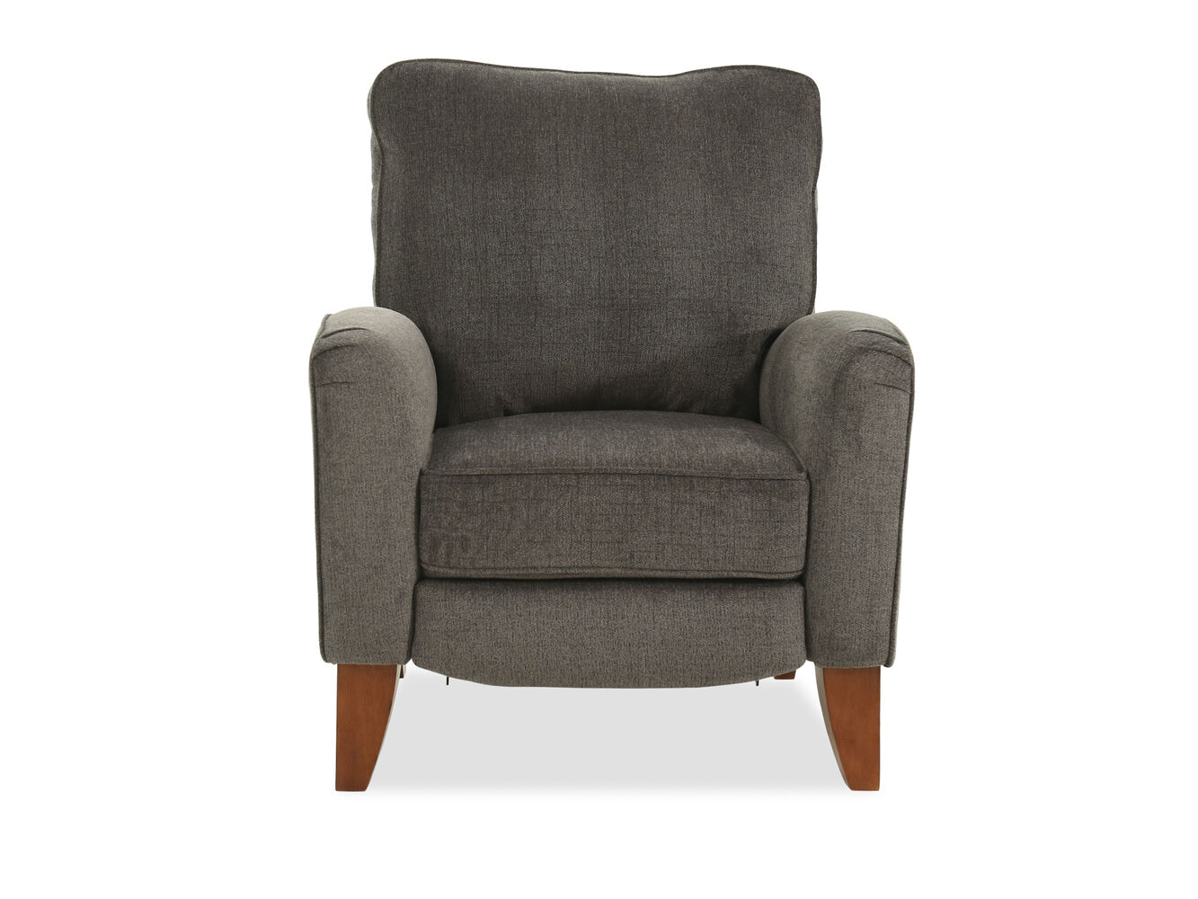 Images 40 Casual Wall Saver Recliner Nbsp In Gray