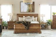 Universal Pennsylvania House New Lou King Sleigh Bed