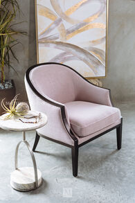 Boulevard Sandstone Accent Chair