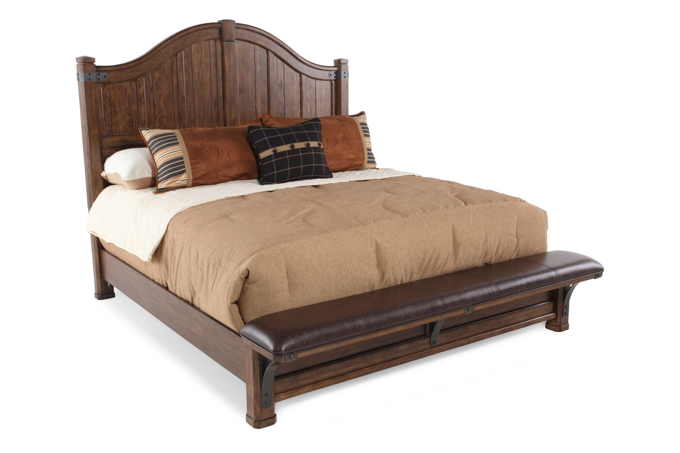 Heartland Falls King Bed