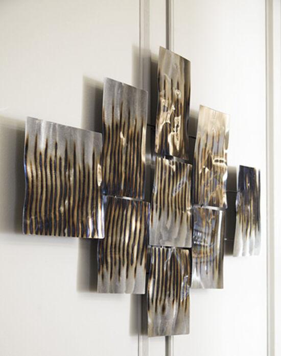 Contemporary Rectangular Abstract Design Wall Décor