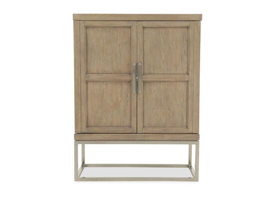 Casual Bar Cabinetin Gray