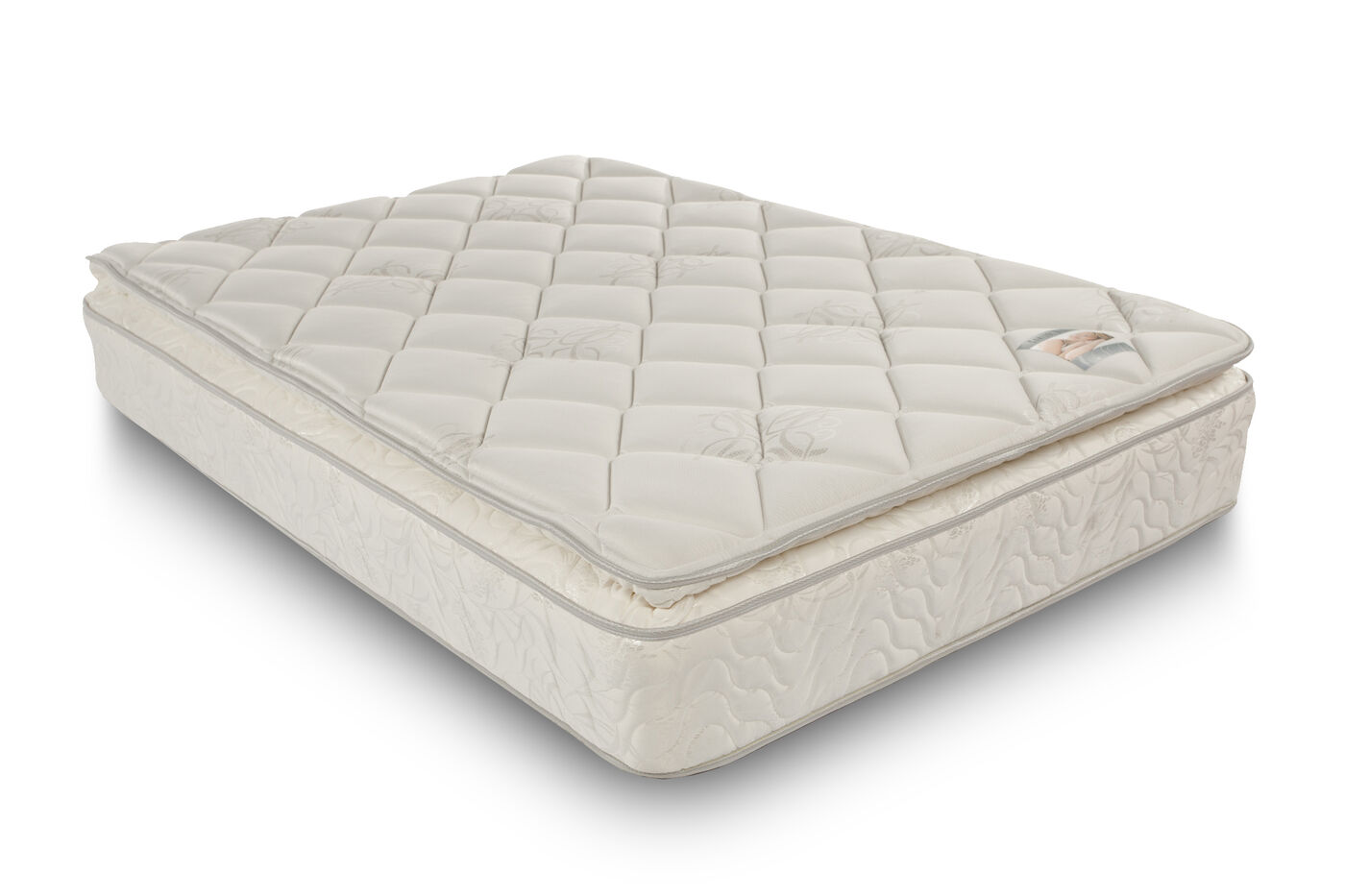 Lady americana comfort rest hotel mattress mathis for Mattress furniture