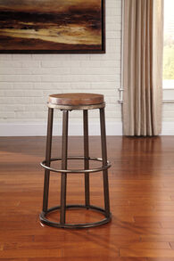 """Casual 30"""" Backless Bar Stool in Bronze"""