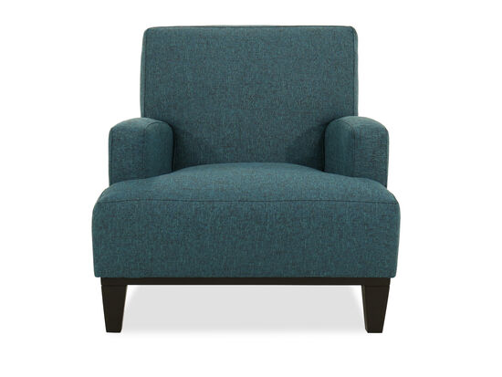"30"" Accent Chair in Teal"