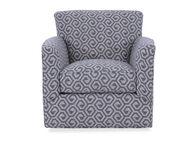 Jonathan Louis Grayson Swivel Chair
