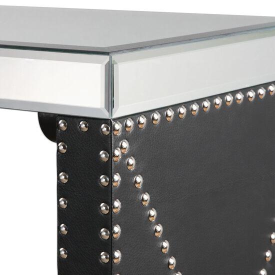 Uttermost Lucero Mirrored Sofa Table