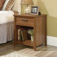 MB Home Canary Lane Milled Cherry Night Stand