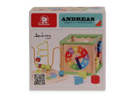 Family Games America Goge 5-in-1 Activity Cube