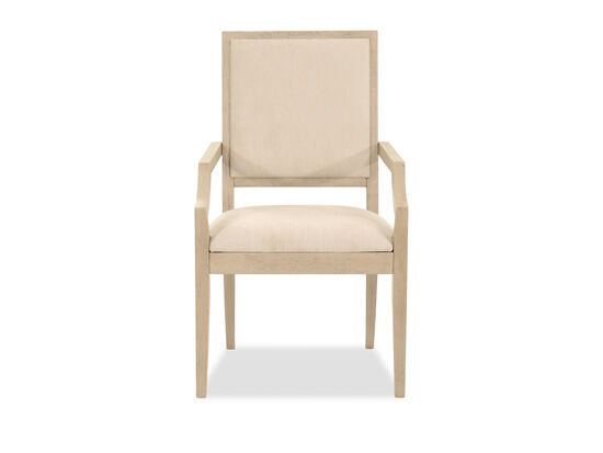"""38"""" Arm Chair in Beige"""
