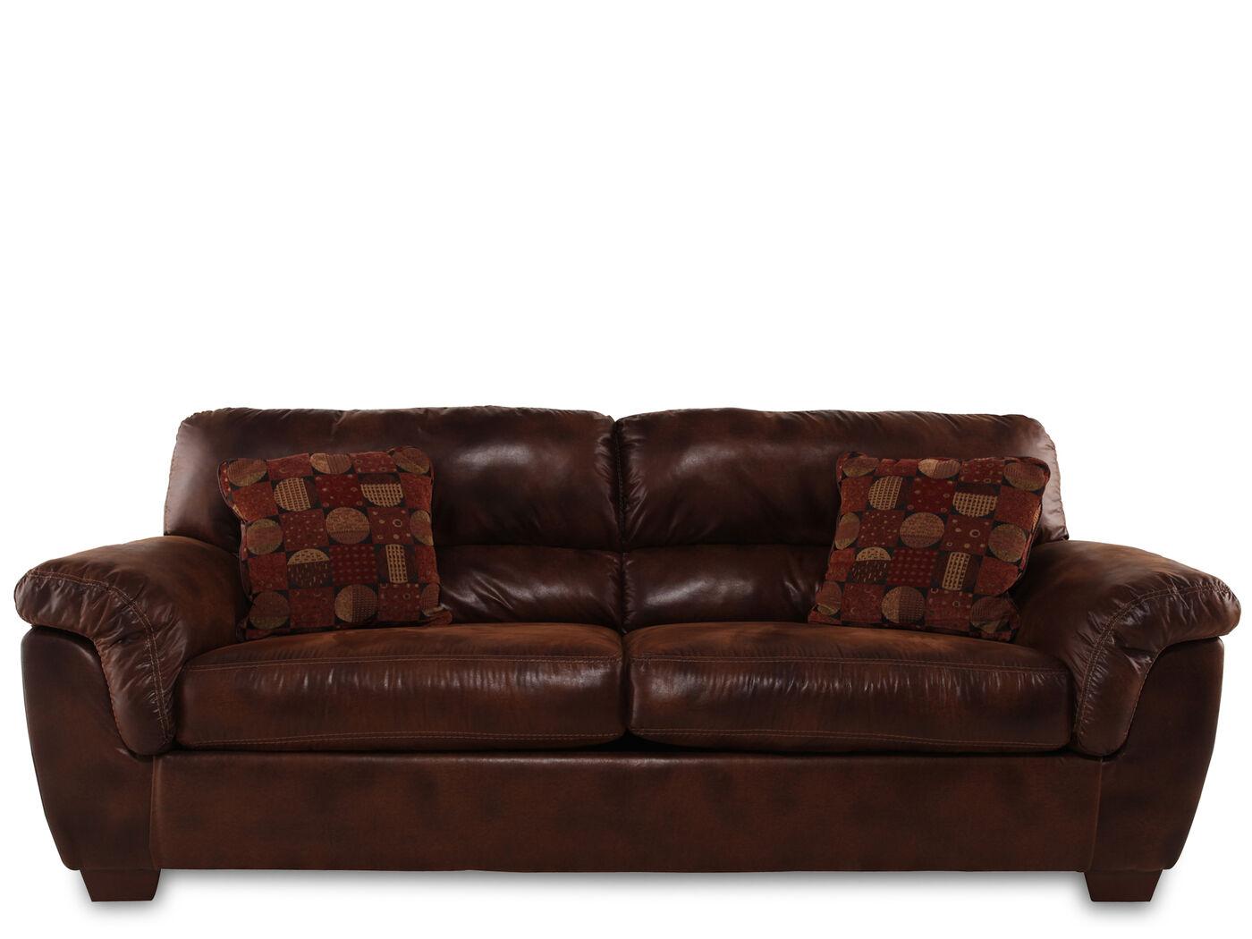 Ashley Frontier Sleeper Sofa reversadermcream
