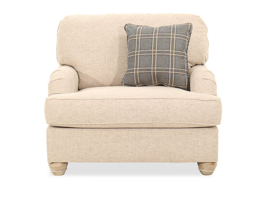 Casual 46'' Chair and A Half in Beige
