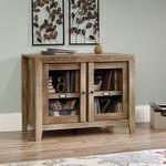 MB Home Brookshire Barn Craftsman Oak Display Cabinet