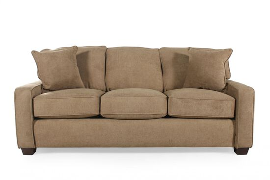 I-Rest Queen Sleeper Sofa in Brown