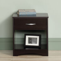 "19"" Traditional Nightstand in Cinnamon Cherry"