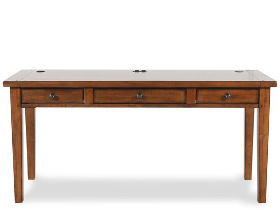 "Aspen Cross Country 64"" Writing Desk"