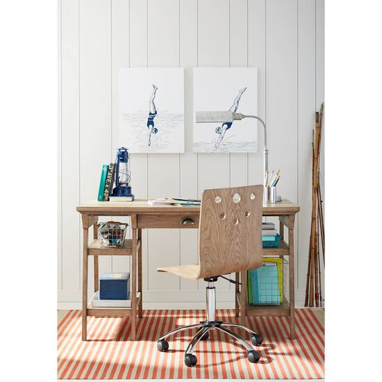 Stone & Leigh Driftwood Park Sunflower Seed Youth Desk
