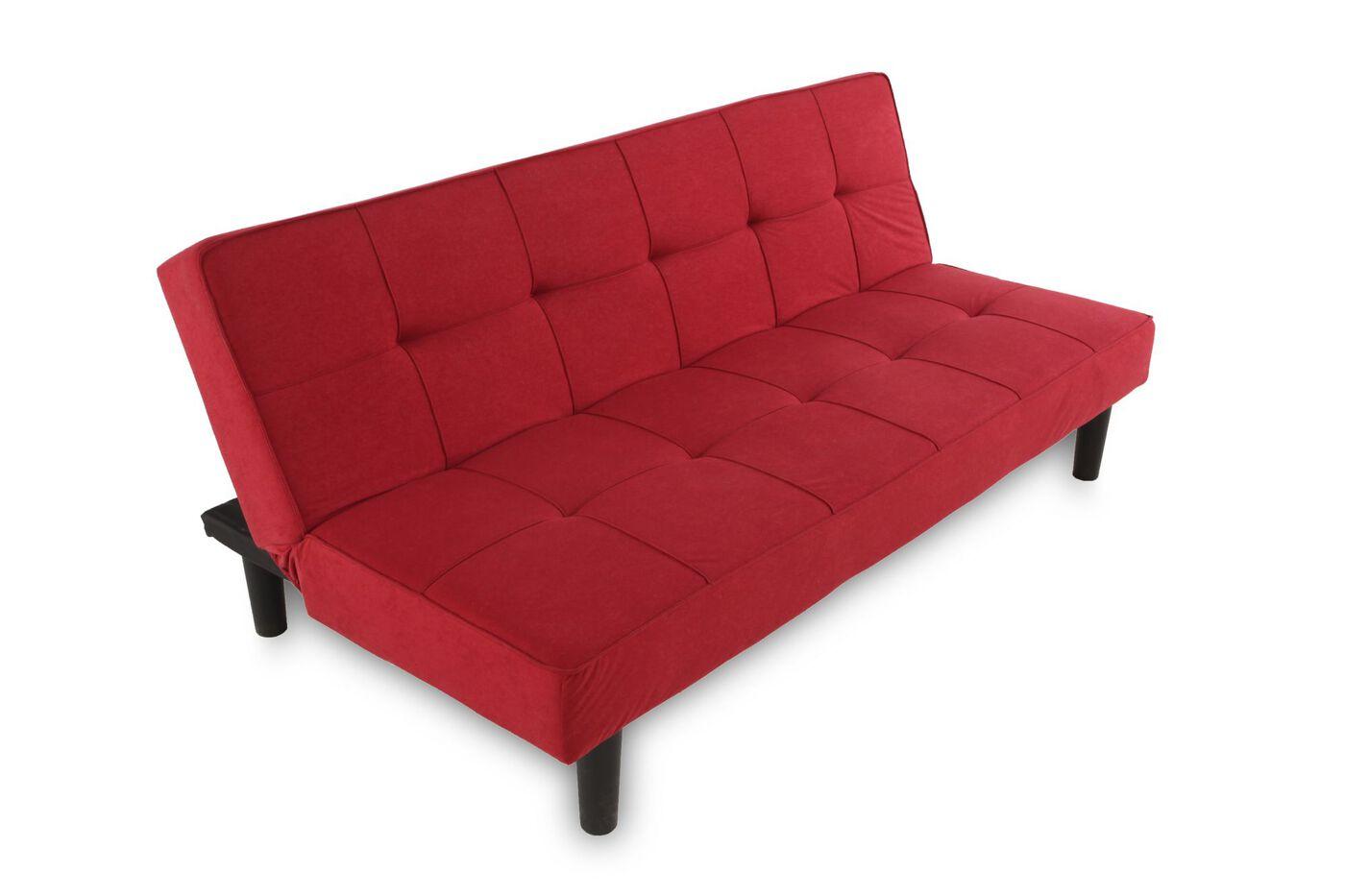 Flip Flop Chair Ashley Flip Flop Vara Red Converta Sofa Mathis Brothers Furniture