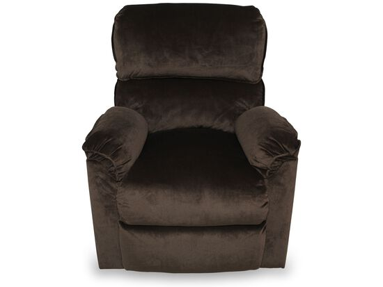 "Casual 37"" Lift Chair Recliner in Brown"