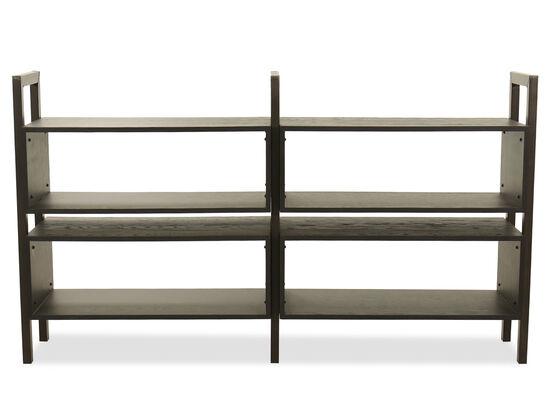 Rectangular Sideboard in Brown