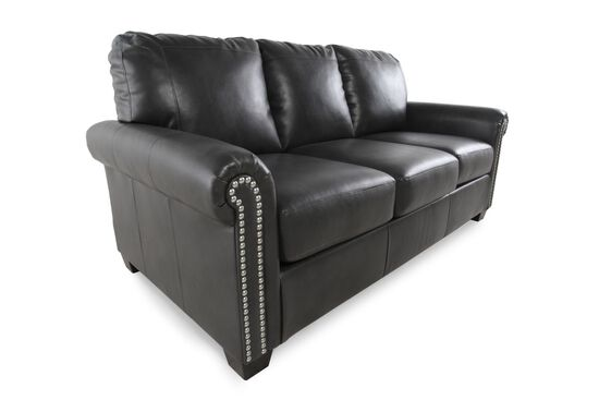 """Nailhead-Accented 78"""" Sleeper Sofa"""
