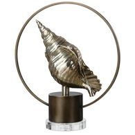 Uttermost Sea Life Silver Shell