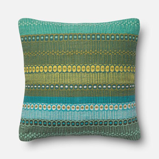 "22""x22"" Pillow Cover Only in Dhaba"