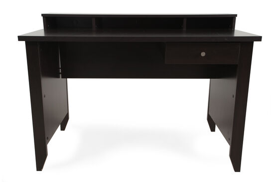 "47"" Casual One-Drawer Desk in Cinnamon Cherry"