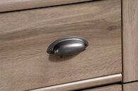 MB Home Hampshire Salt Oak 5-Drawer Chest