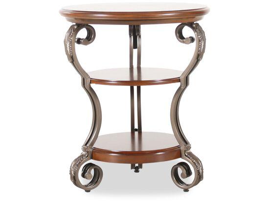 Ashley Nestor Chairside Table