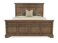 Broyhill Pike Place Brown Queen Bed