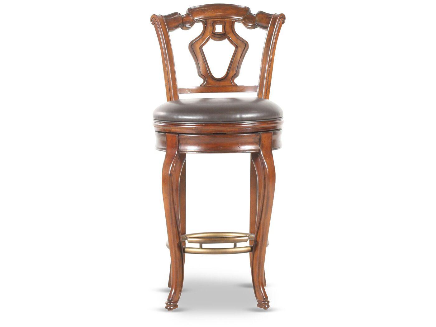 Pulaski Toscano Bar Stool Mathis Brothers Furniture : PUL 657501 from www.mathisbrothers.com size 1333 x 1000 jpeg 57kB