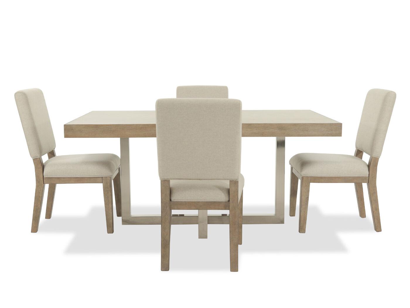 highland 5 piece wood patio dining furniture set. samuel lawrence highland park five-piece dining set 5 piece wood patio furniture