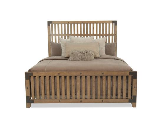 Legacy Metalworks Woodgate Queen Bed