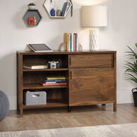 MB Home Fusionville Grand Walnut TV Stand