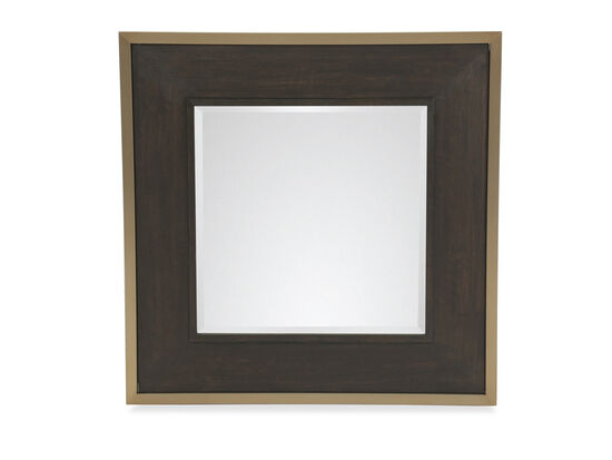 "39"" Contemporary Mirrorin Midnight"
