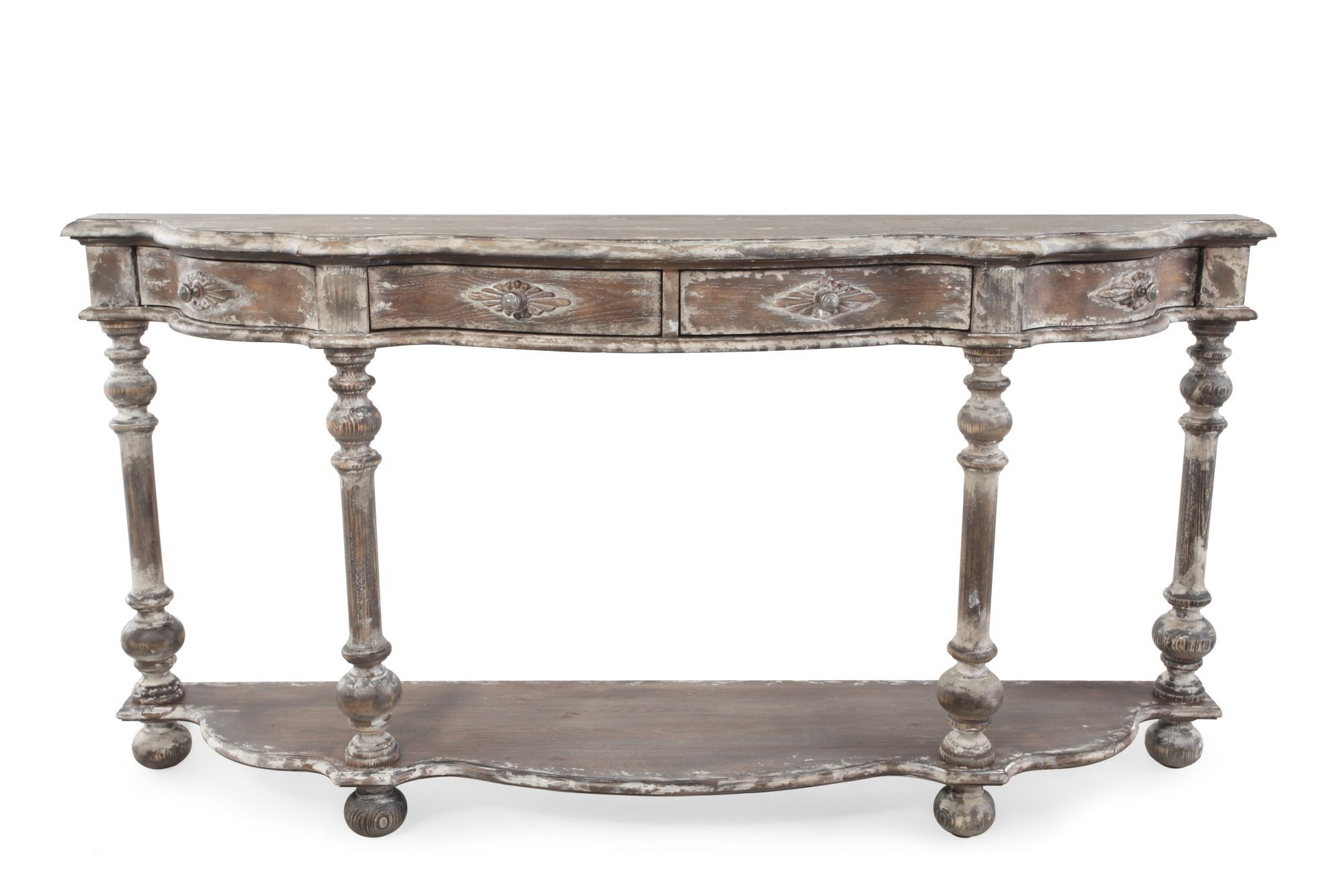 Images Demilune Shaped Casual Hall Console Table In Light White Demilune  Shaped Casual Hall Console Table In Light White