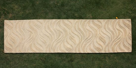LB Rugs|Br-02  (br)|Hand Tufted Wool 8' X 8'|Rugs