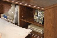 "41"" Full/Queen Bookcase Headboardin Cherry"