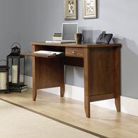 MB Home Malibu Oiled Oak Computer Desk