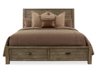 Aspen Radiata King Storage Bed